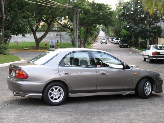Another cj_ish 1996 Mazda 323 post... - 2734699