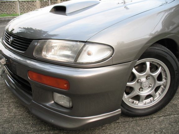 Another cj_ish 1996 Mazda 323 post... - 2734708