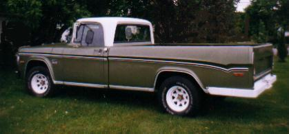 lamcanadian's 1969 Dodge D150 Club Cab