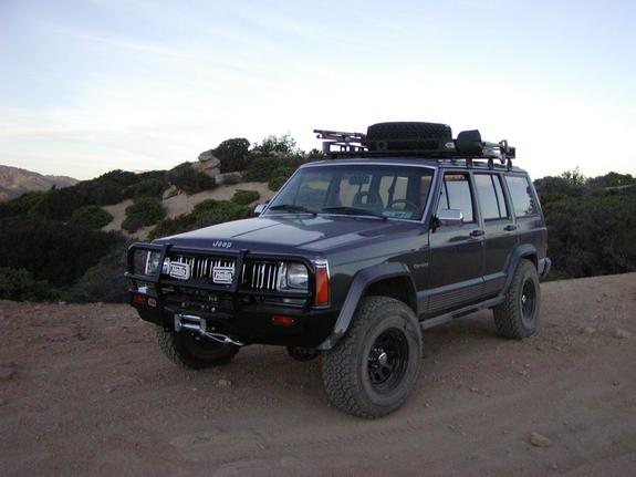 tpjeepin 1990 jeep cherokee specs photos modification info at cardomain. Black Bedroom Furniture Sets. Home Design Ideas