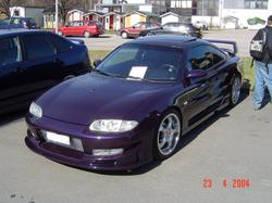 blownlsts 1993 Mazda MX-6