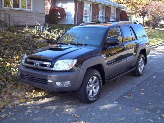mholcomb 2003 toyota 4runner specs photos modification. Black Bedroom Furniture Sets. Home Design Ideas