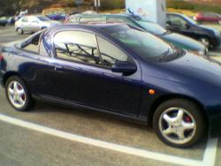 kingstallion 2000 Opel Tigra