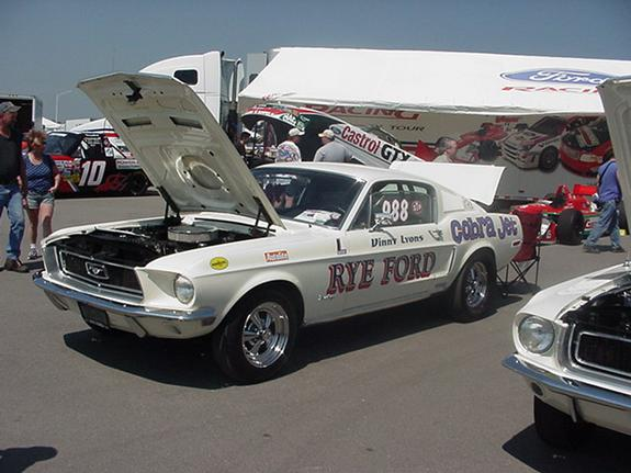 Another stangmania 1966 Ford Mustang post... - 2739544
