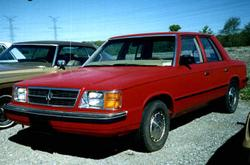 friscorpbgong2 1986 Dodge Aries