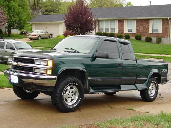 Another Z71Chris 1997 Chevrolet C/K Pick-Up post... - 2740866