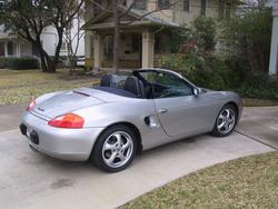 richarddalon 1999 Porsche Boxster