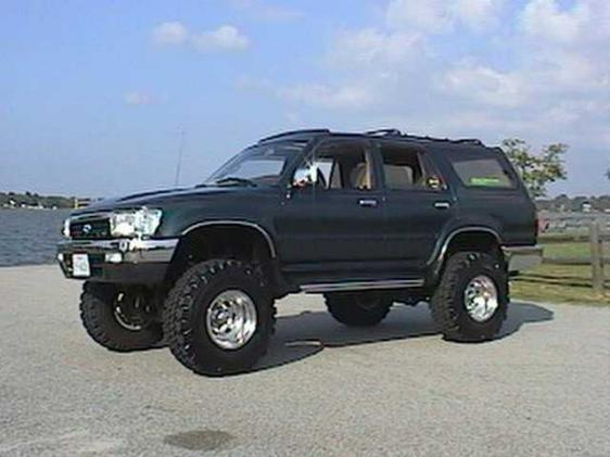 hotlinesurfer 1995 toyota 4runner specs photos modification info at cardomain cardomain