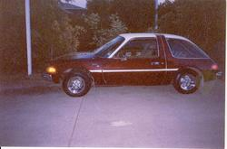 froman 1976 AMC Pacer
