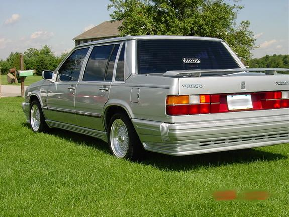 mcdrum26 1986 Volvo 700-Series Specs, Photos, Modification Info at