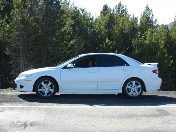 Another toadster_ca 2004 Mazda MAZDA6 post... - 2750646