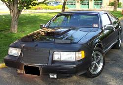Jaywalkers 1988 Lincoln Mark VII