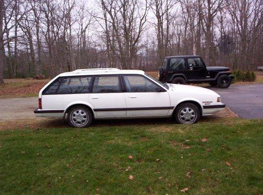 Chevrolet Celebrity Station Wagon | eBay