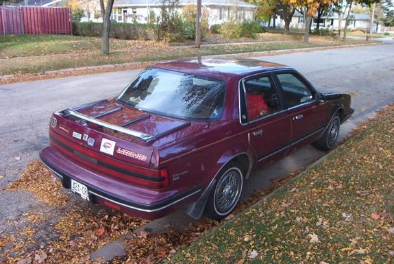 buick05 39 s 1989 buick century in jefferson wi. Black Bedroom Furniture Sets. Home Design Ideas