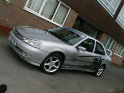 MadMondy 1999 Ford Mondeo
