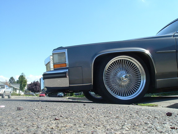 Another caddypusha 1987 Cadillac Brougham post... - 2763579