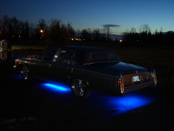 Another caddypusha 1987 Cadillac Brougham post... - 4702537