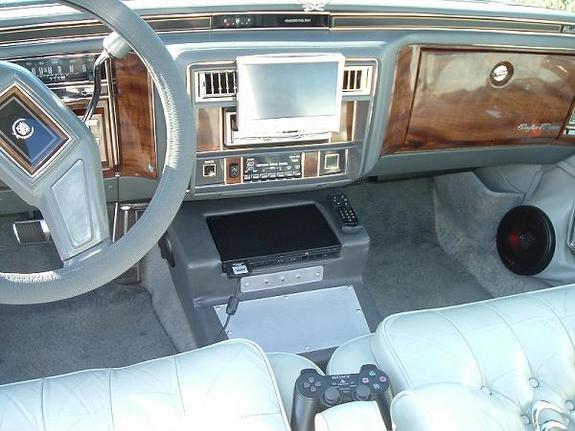 Another caddypusha 1987 Cadillac Brougham post... - 2763587