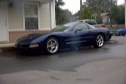 andreabeth's 2001 Chevrolet Corvette