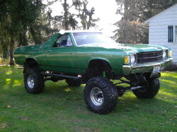 elcamino4x4guys 1972 Chevrolet El Camino