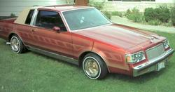 myfamiliacc 1984 Buick Regal