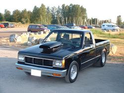 monkeysridegoatss 1982 Chevrolet S10 Regular Cab
