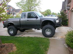 muddyrededge 2004 Ford Ranger Regular Cab