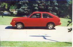 84scooter 1984 Chevrolet Chevette