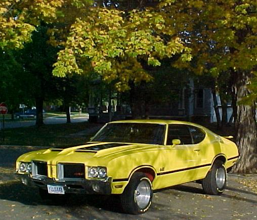 72 olds 442 w30 4 speed 0-60 ti9me