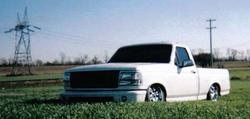 bagged96150s 1996 Ford F150 Regular Cab