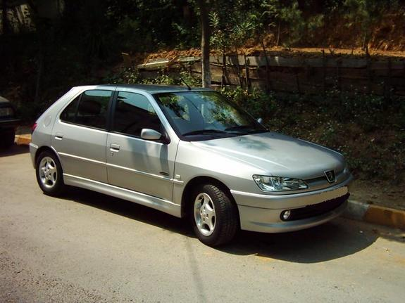 Ozayd 2001 Peugeot 306 Specs Photos Modification Info At