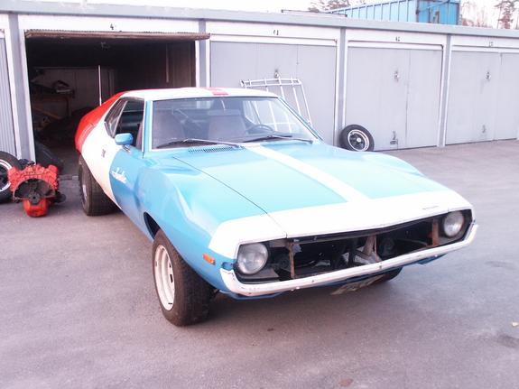 Creepypeter's 1971 AMC Javelin