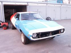 Creepypeter 1971 AMC Javelin