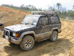 irmisher 1989 Isuzu Trooper