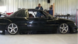 Black_GA 1996 Pontiac Grand Am
