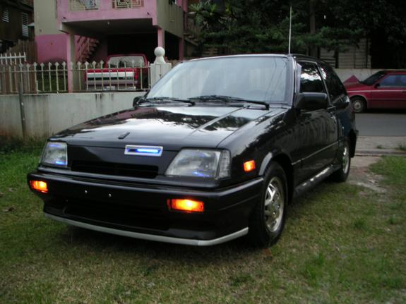 1987 Suzuki Swift