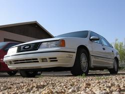 RaptorSHOs 1990 Ford Taurus