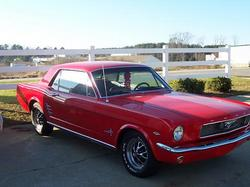 66StangGrls 1966 Ford Mustang