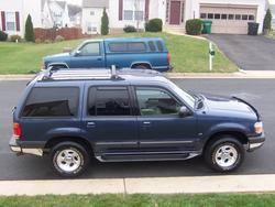 buddyready 2000 Ford Explorer