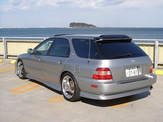 sirwagon  honda accord specs  modification info  cardomain
