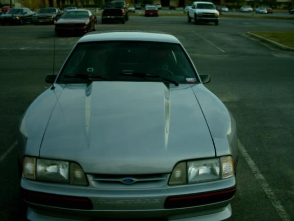 Another dominator408 1988 Ford Mustang post... - 2790055