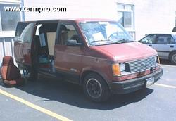 team_menace 1986 Chevrolet Astro