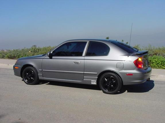Tharipsta 2003 Hyundai Accent Specs Photos Modification