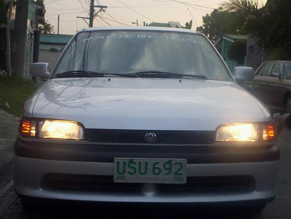 Another chi888 1997 Mazda Protege post... - 2795576
