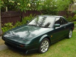 RXTIONs 1987 Toyota MR2