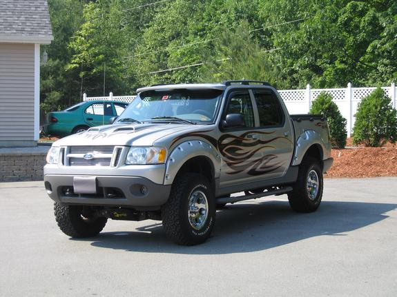 showstapah 2003 Ford Explorer Sport Trac