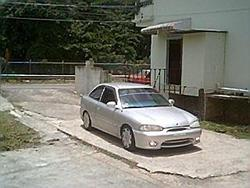 Another Accent_Gt 1996 Hyundai Accent post... - 2799468