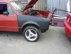 ProjectRabbit 1982 Volkswagen Rabbit
