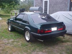 malwardt 1992 Ford Mustang 2802986