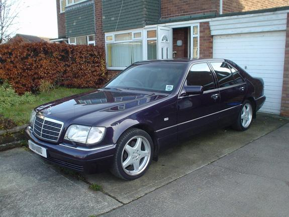 Another aceface 1997 Mercedes-Benz S-Class post... - 2804433